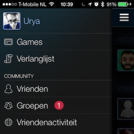 Steam update iOS