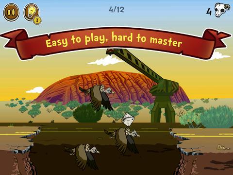 ICS Oh My Goat iPhone iPad