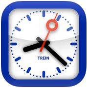 Trein iPhone-app voorlaatste update
