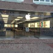 Apple Store Haarlem doelwit van ramkraak, enkele iPads buitgemaakt