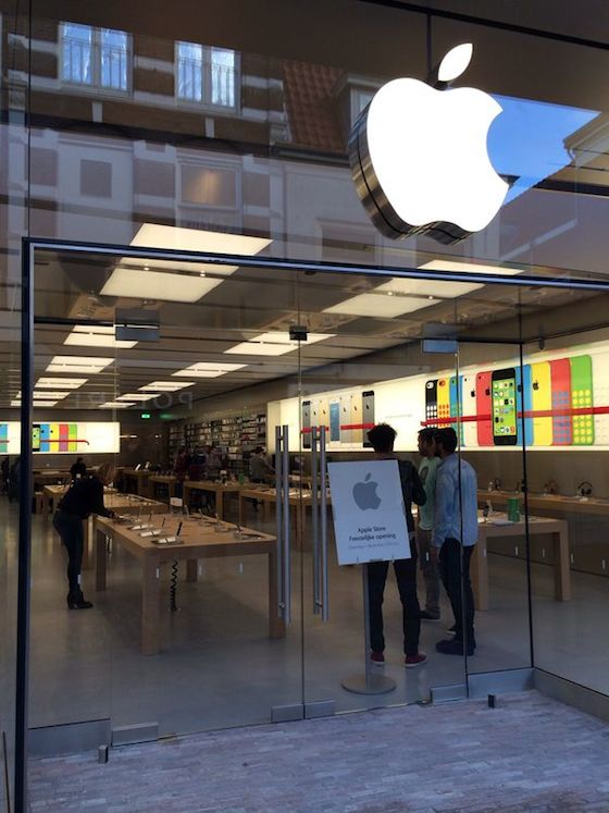 Apple Store Haarlem 1