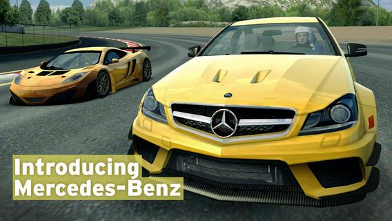 ICS 2K Drive iPhone iPad Mercedes