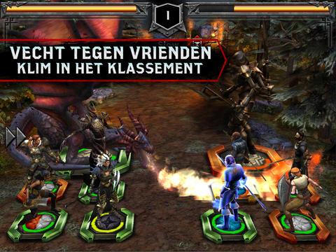 ICS Heroes of Dragon Age iOS