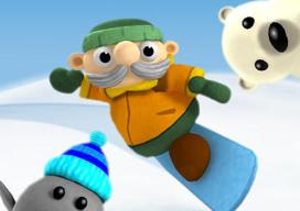 ICS Snow Spin iPad iPhone header