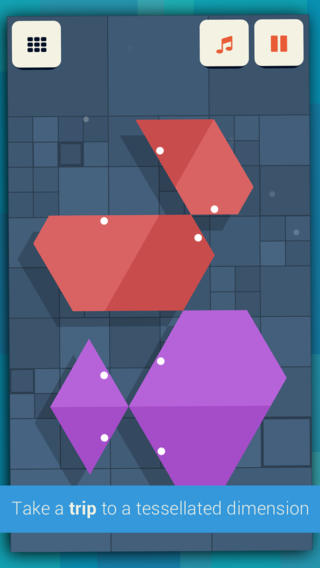 ICS Division Cell iPad iPhone puzzelen