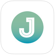 Journify iPhone dagboek-app