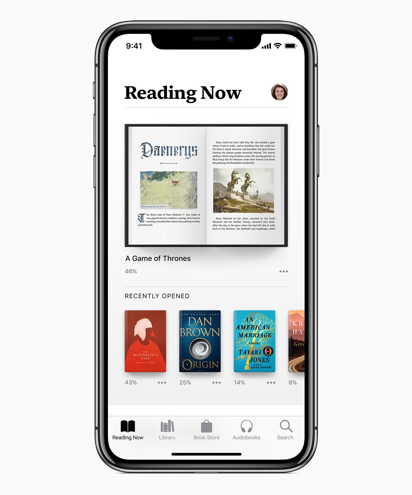 Apple Books Lees ik nu