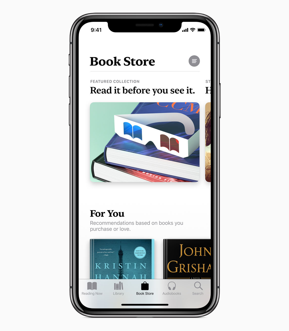 Apple Book Store