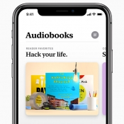Apple Audiobooks Store
