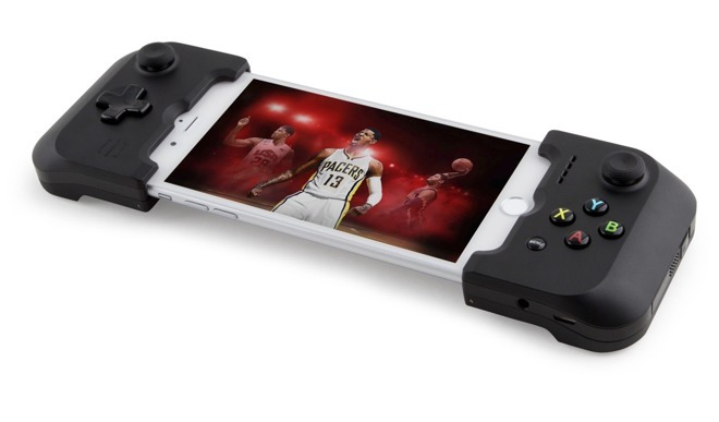 Gamecontrollers voor iPhone