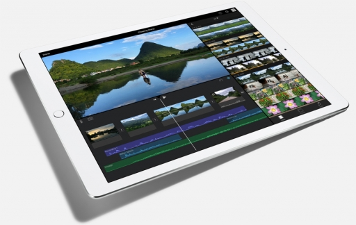 iPad-Pro-video-bewerken