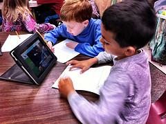 iPad-scholen in buitenland