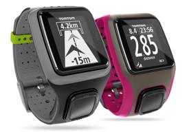 TomTom MySports GPS-sporthorloge iPhone-app