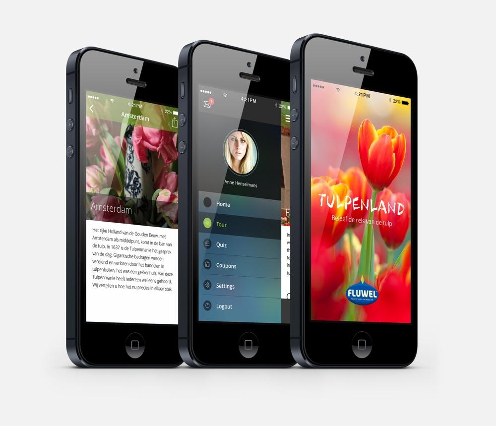 Tulpenland-app