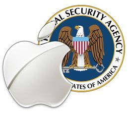 NSA apple