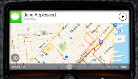 iOS in the Car WWDC