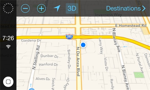 iOS in the Car in de praktijk