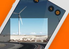 Horizon iPhone iPad altijd liggende video's maken