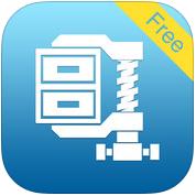 WinZip iPhone iPad bestanden inpakken uitpakken