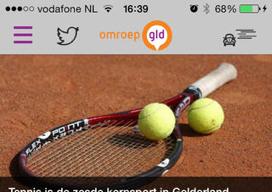 Omroep Gelderland iPhone-app