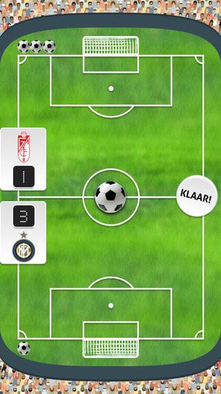 Predict A Ball extra goalspel