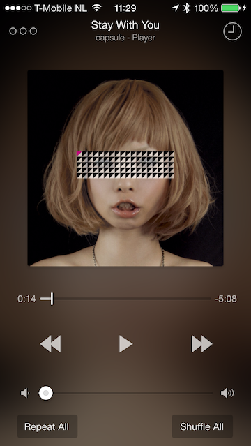 Ecoute muziek