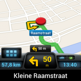 Beste navigatie-apps iPhone CoPilot