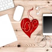 De beste apps voor een romantische Valentijnsdag