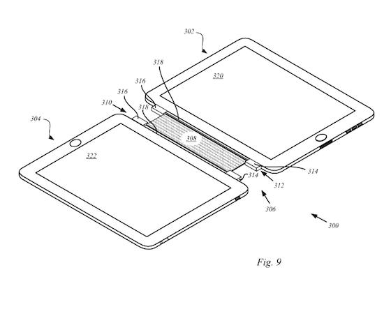 iPad Smart Covers patent
