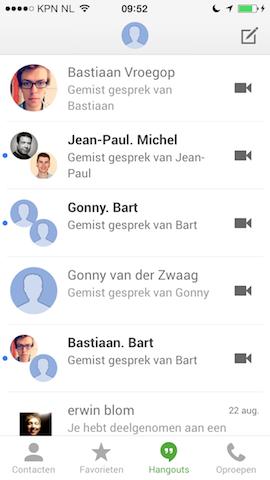 beste chat app