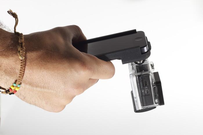 GoPhone GoPro iPhone case
