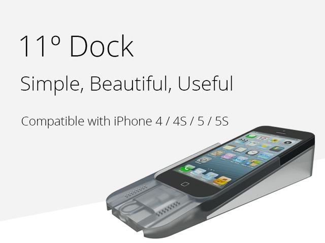 11 Degree Dock