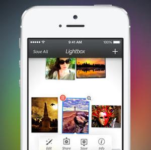 camera plus lightbox