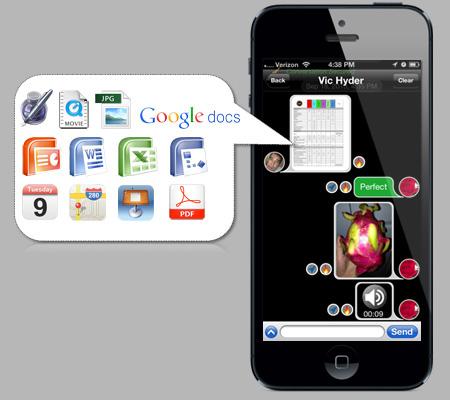 silent-text-iphone-documenten