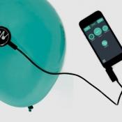 Mogees: geluidssensor maakt van alle objecten een iPhone-instrument