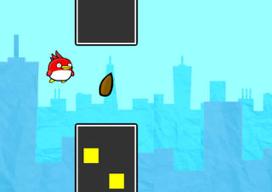 Flappy Bird-klonen City Bird