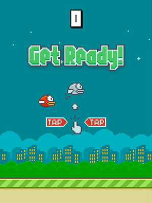 Flappy-Bird-nachtthema