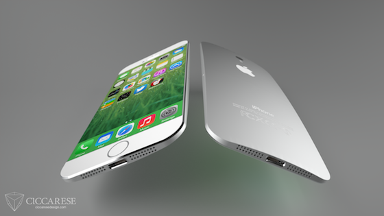 iPhone 6 concept Ciccarese 3