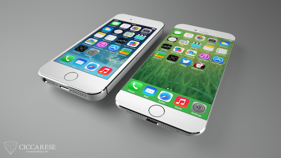 iPhone 6 concept Ciccarese 4
