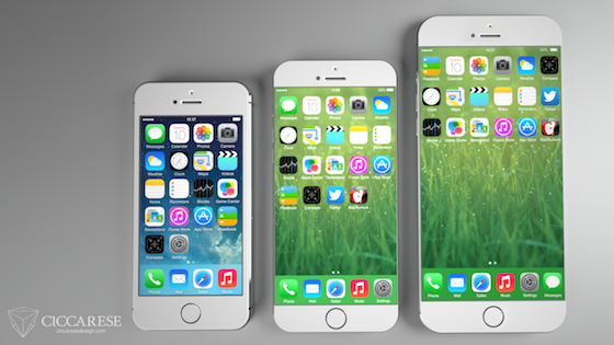 iPhone 6 concept Ciccarese 6
