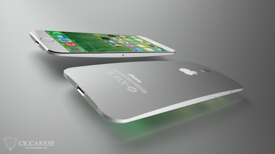 iPhone 6 concept Ciccarese 2
