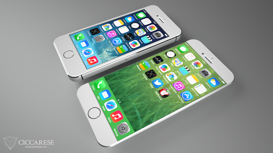 iPhone 6 concept Ciccarese 5