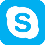 Skype messaging iPhone