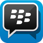 2 AG BBM BlackBerry Messenger iPhone app
