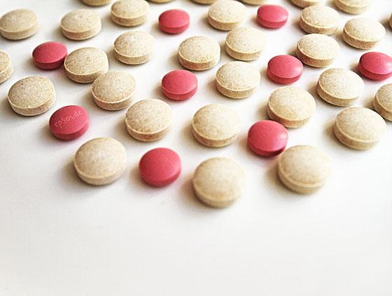gezondheid-pillen