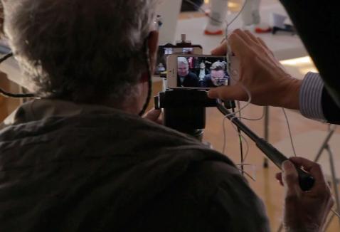 Making of 24 januari video