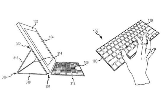 iPad toetsenbordcover