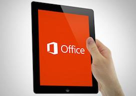 Office iPad spotlight
