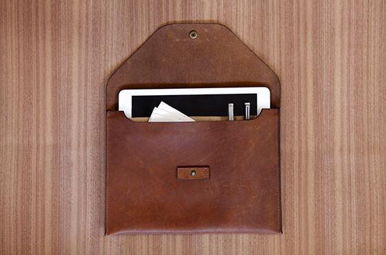 Dodocase leathercraft iPad