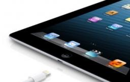 iPad 4 met Lightning